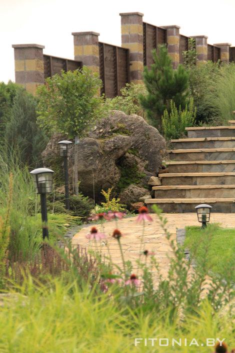 сад для гармонии