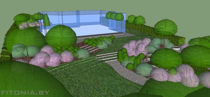 объемное изображение проекта